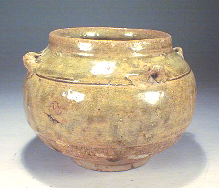 A YUEYAO Jar, Southern & Northern Dynasty